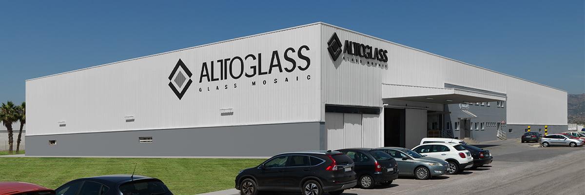 Imagen exterior de Alttoglass de día